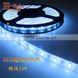 Good quality 30W 5M White Non-Waterproof 300 LED Strip Light 5630 SMD String Ribbon Tape Roll 12V