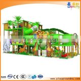 Jungle and circus theme safety eco-friendly baby indoor soft play area