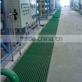 high temperature resistant GRP gratings used in chlor-alkali industry