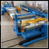 thin blade slitting corrugated machine,slitting rewinder,slitting and cut to length line