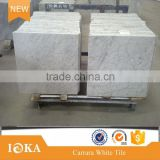 wholesale italian bianco carrara white marble tile                                                                                                         Supplier's Choice