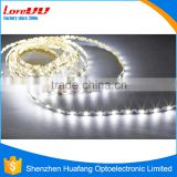 S shape led strip IP65 Waterproof Coated silicon 2835 SMD 12 volt led lights led flexible strip