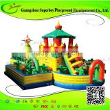 High Quality PVC Kids Inflatable Game 1-23C