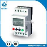 JVR1000 LCD Display Phase Monitor with Overvoltage/Undervoltage/Phase Failure/Phase Sequence