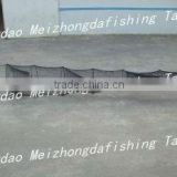 folding multi-rings fish Trap with lead net
