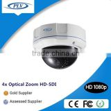 2.8-12mm motorized zoom night vision full hd cctv home security 1080p hd sdi dome cameras