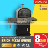 quick gas baking pizza oven with optional colors                                                                         Quality Choice