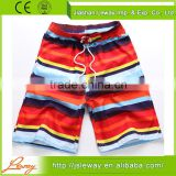 High waist funny dri fit swim shorts for men custom design                                                                                                         Supplier's Choice