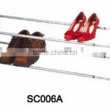 shoe store display racks Bamboo Shoes Rack
