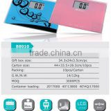 Factory on sale Scale 180kg/396lb LCD ABS plastic part