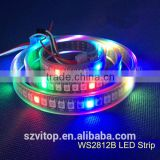 Addressable WS2812b LED Tape SMD 5050 Digital Led Strip/Led Tape 144 Leds Strip Light Newest