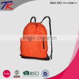 Best Selling Draw String Backpack Pouch Sports Bag with Multiple Color