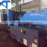 MA3800 HAITIAN Second Hand Plastic Egg Tray Injection Molding Machine with good condition