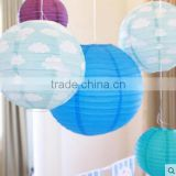 2015 Hot Sale Round Chinese Paper Lantern for Light                                                                         Quality Choice