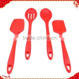 Cookware Set 4 silicone utensils cooking set Silicone Kitchen Utensil
