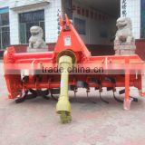 CE approved 3-point 1GLN series side gear rotary tiller for tractor