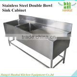 Customized stainless steel commercial modern kitchen cabinets                                                                         Quality Choice