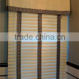 Home decor fashion ladder tape venetian blind bamboo slats