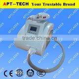 Q-switched ND Yag Laser Nevus Brown Age Spots Removal Of OTA Laser Machine Y2 Tattoo Removal Laser Machine