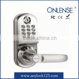 digital locks with keypad night Backlight convenient