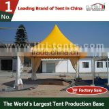 Party Christmas Yellow Color Pagoda Tent Factory from Liri Tent Supplier