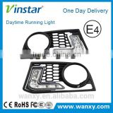 Factory CE E-Mark high power LED Daytime runing lights for BMW F10 M-Tech LED DRL lights