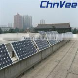 Energy-saving 15kw water&petrol pump air conditioning Solar Panel System for home & industry
