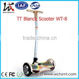 High-quality 8 Inch Shenzhen Smart Board Scooter Electro With LED Lights