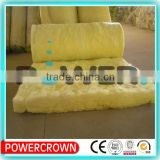 good quality thermal insulation yellow glass wool made in china