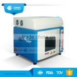 Keyland 10W 20W 30W 50W Fiber Laser Marking Machine with Protective Cover