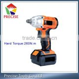 18V Li-ion Battery Power Tool Rechargeable Cordless Impact Wrench