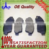 Front Brake Pad for Toyota Corolla Mark 2 Chaser Cresta 04465-12110                                                                         Quality Choice