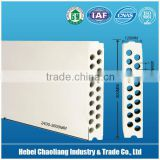 Chaoliang interior and exterior walls, fire rated walls, displacement of GRC, AAC panel