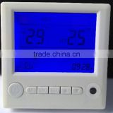 Electronic temperature controller with timer