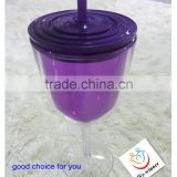 red wine glass design cup also can be used as red wine glass