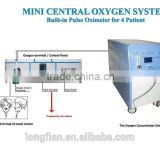 central oxygen supply system/oxygen concentrator for hospital
