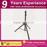 ZENGCHEN Hairdressing(9 Years factory)Wholesale Salon Stainless Steel Mannequin Head Tripod for Sale