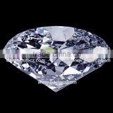 SUPER QUALITY CUBIC ZIRCONIA HAND CUT CZ STONES for EARRING & RINGS & PENDANT & JEWELRY FAKE DIAMONDS ( NOT MACHINE CUT CZ )