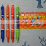 high quality pullout flag biro pen