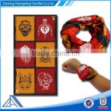Tube Mask Neck Gaiter Dust Shield seamless skull bandanas