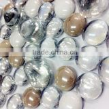 wholesale decorative glass gems for vase filler