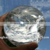 Decorative Crystal Glass Ball Sphere Crystal Ball Centerpiece