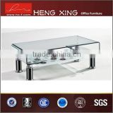 Top quality economic wood and glass office tables