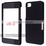 matt plastic hard case for blackberry z 10
