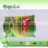 INQUIRY ABOUT Canned food factory for 400g canned green peas in brine