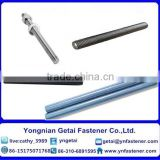 all full threaded rods Electro Galvanized Hot Dip Galvanized threaded rods stainless steel threaded rods