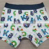 2015 New Design Alphabet Cotton Children Underwear