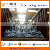 steel tube fabrication used for steel building construction