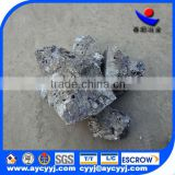 ISO casi/calcium silicon metal powder for metallurgy si 50 ca 28 alloy in china
