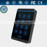 Smart 125khz rfid card reader, card reader keypad for access control